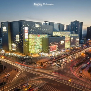 北京市昌平万科商厦