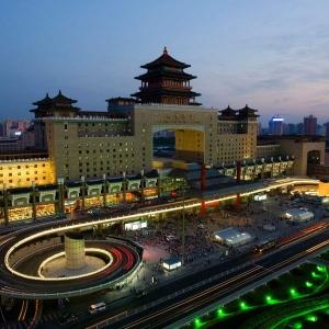 北京市西客站