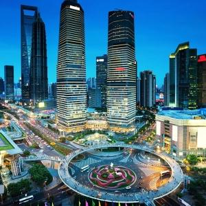 上海市金融中心