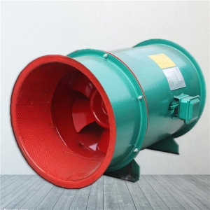 PYHL-14A型混流式消防排烟风机